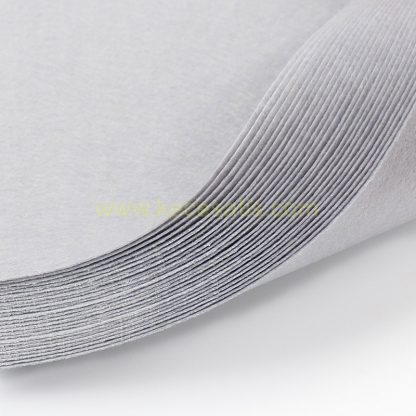 1mm Açık Gri renk ince sentetik keçe